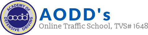 AODD's Online Traffic School