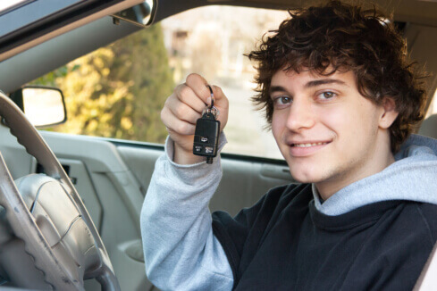 Driving Safety Tips for Young Drivers