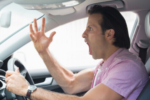 Managing Your Emotions When Driving